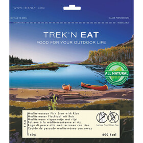 Trek'n Eat Mediterraner Fischtopf mit Reis